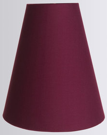 Sachs Design Lampshade for SD V0.3 Maroon