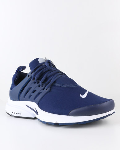 new lifestyle running shoes genuine shoes Nike Air Presto Essential Sneakers Blue