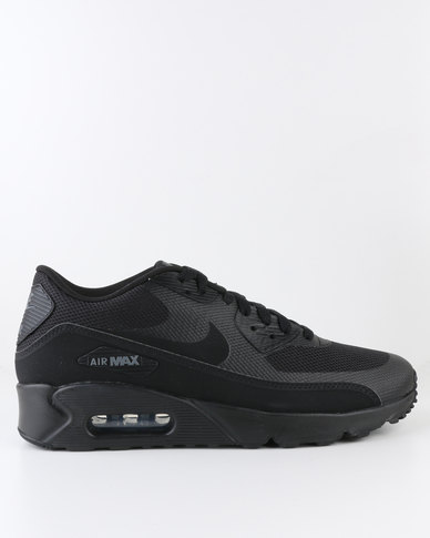 official photos a19ad 4e109 Nike Air Max 90 Ultra 2.0 Essential Men s Shoes Black   Zando