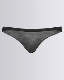 Women'secret Feminine Underwear Dark Melange