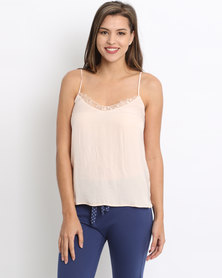 Women'secret Feminine Top Nude