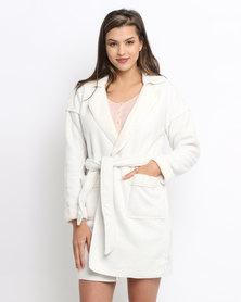 Women'secret Robe Ivory