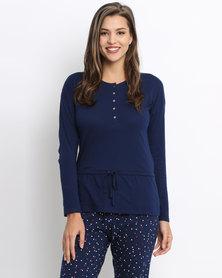 Women'secret Cushion Top Blue