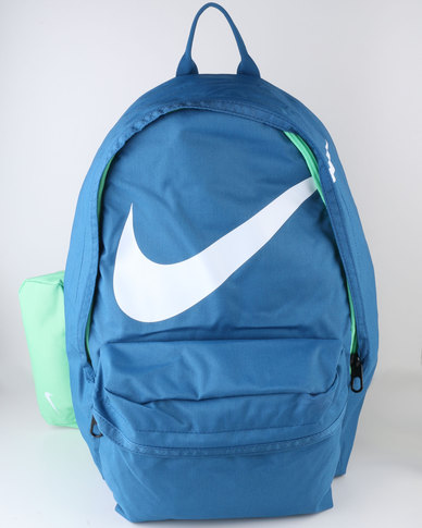 Nike Halfday Backpack Blue  9ff1eae5c4a99