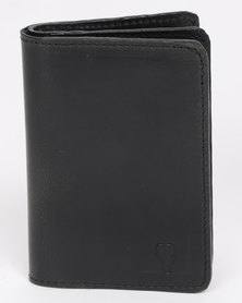 John Buck Jack Palm Wallet Black