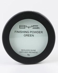 BYS Finishing Powder Green