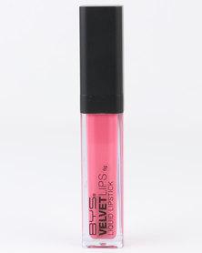 BYS Velvet Lipstick Dolly Pink