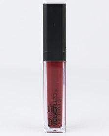 BYS Velvet Lipstick Red Wine