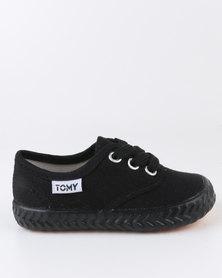 Tomy Takkies Original Kids Sneaker Black