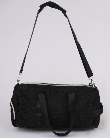 8e64558bf42a Fiorelli Flash Duffle Bag Black