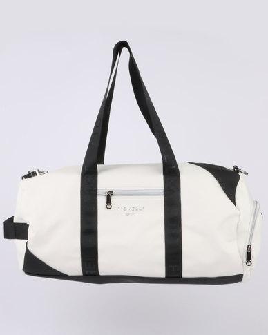 40138f6eca Fiorelli Flash Duffle Bag White