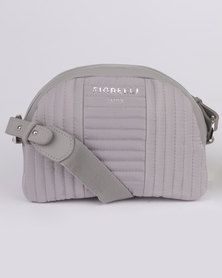 Fiorelli Whiz Crossbody Bag Silver