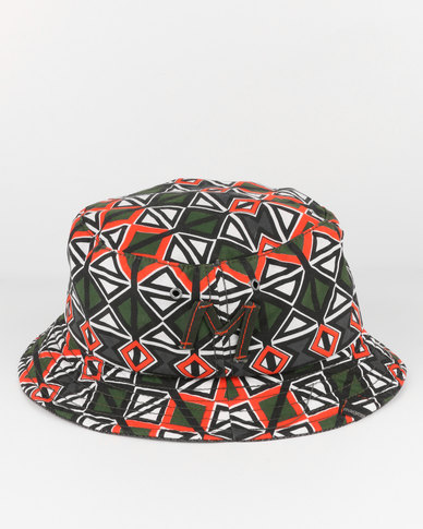 Magents Mens Bhunxa Pattern Floppy Hat  05500d76558