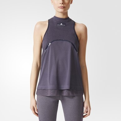 Yoga Loose Mesh Tank Top