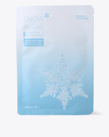 Timeless Truth Glacial Snow Algae & Hyaluronic Acid Bio Cellulose Mask