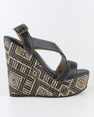 discount order Dolcis Dolcis Patrice Wedge Black cheap online store Manchester outlet online shop buy cheap ebay XzDVrzD