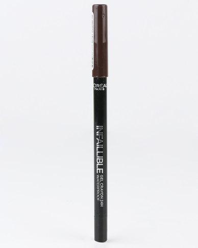 Infallible Crayon 03 Browny Crush