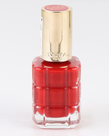 L'Oréal Color Riche Nail Polish 550 Rouge Sauvage
