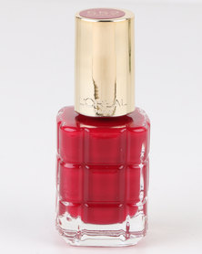 L'Oréal Color Riche Nail Polish 552 Rubie Folies