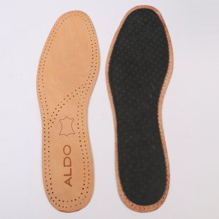 Womens Leather Insoles Large