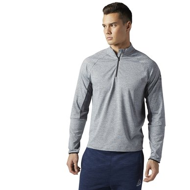 Long Sleeve Quarter Zip Pullover