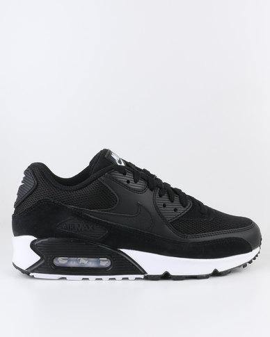 best service 5eb74 fa7a0 Nike Air Max 90 Essential Black   Zando