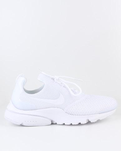 best service 71681 15ce0 Nike Women's Nike Presto Fly White