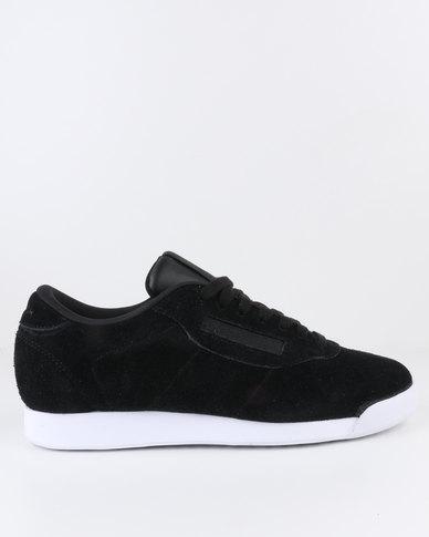 8316e5430fb Reebok Princess EB Sneaker Black