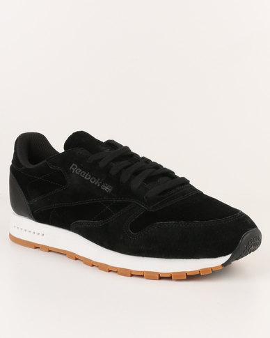 625225efd2fa85 Reebok Classic Leather SG Black