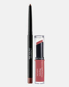 Revlon ColorStay Ultimate Suede Lipcolor and FREE ColorStay Lipliner Lipcolor Iconic / Lipliner Nudes