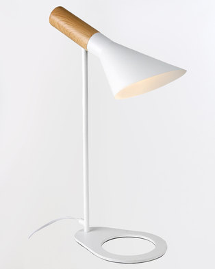Illumina TK Nordic Table Lamp White