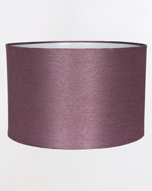 Illumina Vegas Drum Shade Purple