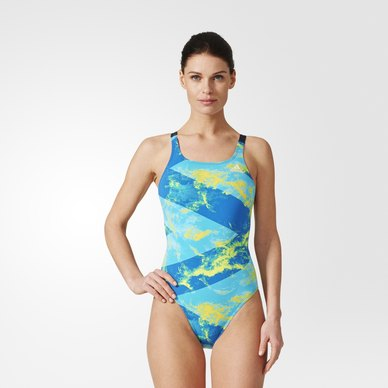 Graphic Swimsuit