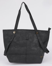 Blackcherry Bag Shopper Bag Black