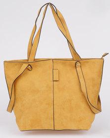 Blackcherry Bag Shopper Bag Yellow