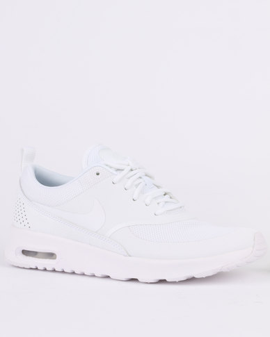 512dcd9826 Nike Women's Air Max Thea White | Zando