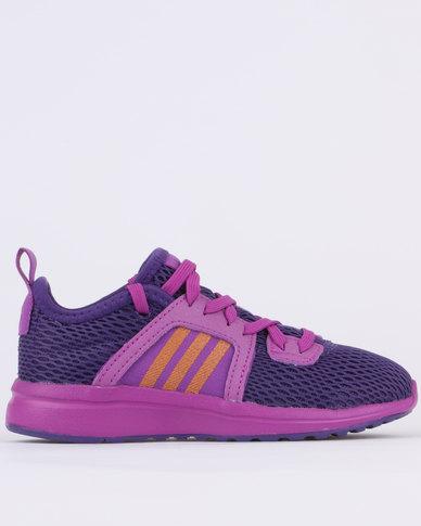 Adidas Durama K zapatilla púrpura zando