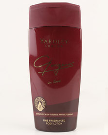 Yardley Gorgeous In Love Body Lotion 400ml