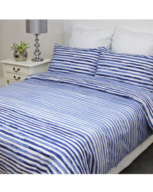 Sheraton Duvet Cover Set Sea Breeze Blue