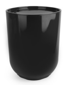 UMBRA Step Bath Can Black