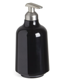 UMBRA Step Soap Pump Black
