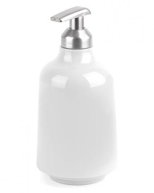 UMBRA Step Soap Pump White