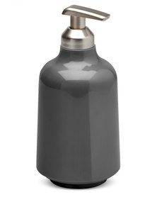 UMBRA Step Soap Pump Grey