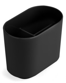 UMBRA Step Toothbrush Holder Black