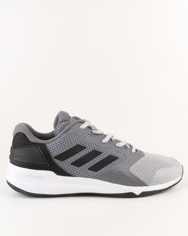huge discount 7bec5 af147 adidas Performance CrazyTrain 2 CF M Grey