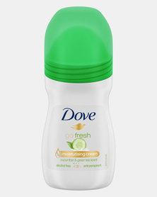 Dove Roll-On Cucumber & Green Tea