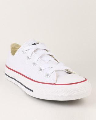 f4f86d13e948 Soviet Viper Casual Low Cut Lace Up Canvas Shoe White