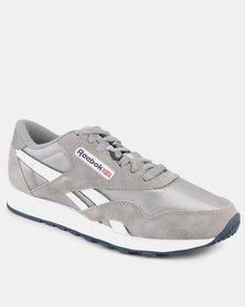 Reebok Classic Nylon Grey