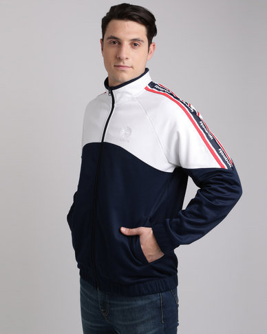 2c3ee10424a58 Reebok F Franchise Track Top Multi