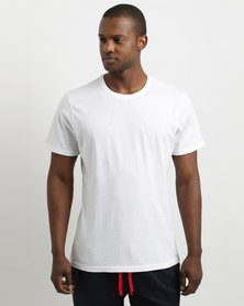 Woodstock Laundry T-Shirt White
